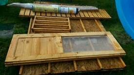Posh shed /playhouse/summerhouse