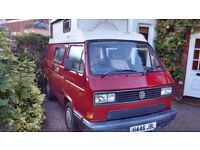 VW T25 Holdsworth campervan for sale