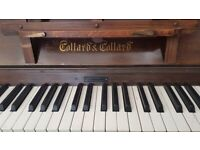 FREE upright piano collect from NR18 Wymondham