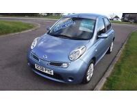 NISSAN MICRA 1.2 ACENTA AUTOMATIC,2006,Air Con,Electric Windows,Bluetooth,Only 51,000mls,Very Clean
