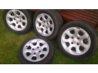 CITROEN VTR ALLOYS