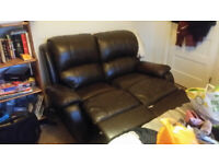 Reclining Sofa for sale or trade