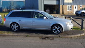 Audi a6....whole car for spare parts