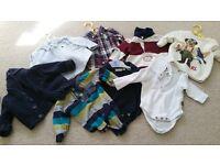 Ralph Lauren boys clothes 0-3 months