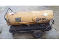 Space heater diesel kerosene