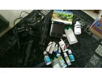 Bundle aquarium equipment