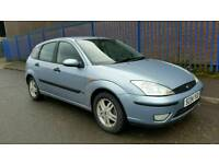 2004 Ford Focus 5dr. Low 67,000 miles. Astra civic punto