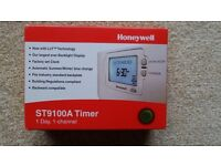 HONEYWELL CENTRAL HEATING TIMER