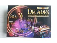 Boxed set of 40 CD'S From the 40's to the 80's
