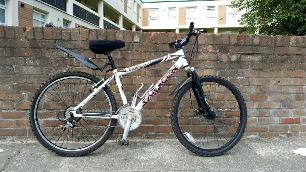 Saracen Hakka Fully Working Adult Mountain Bike With