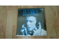 david bowie - video collection rare laserdisc SEALED