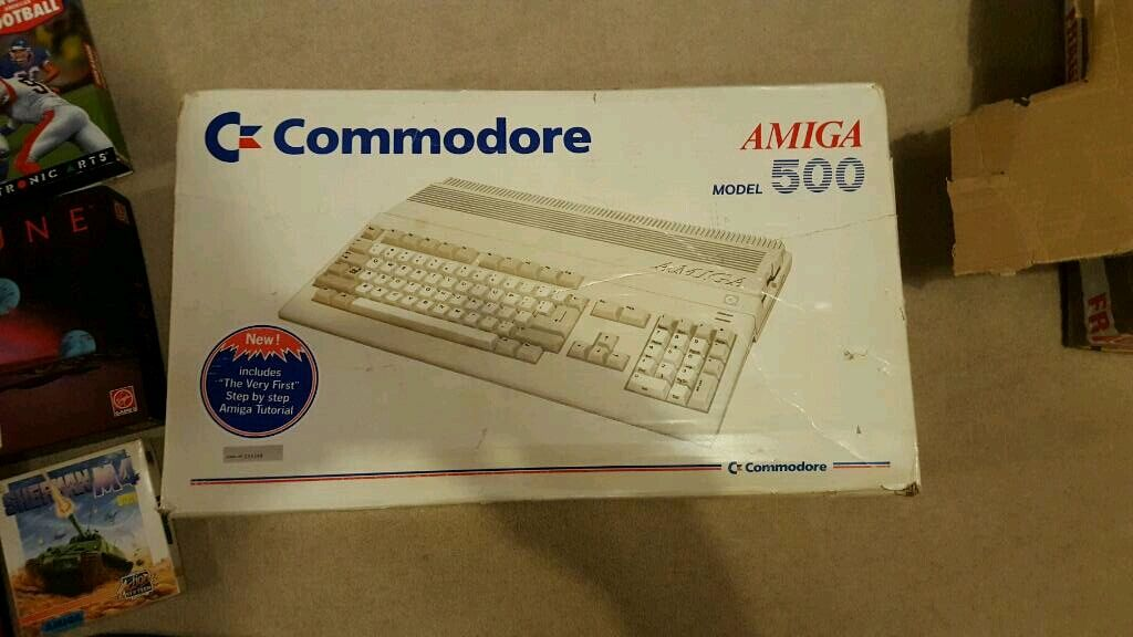 Wanted commodore amigas and other retro computers