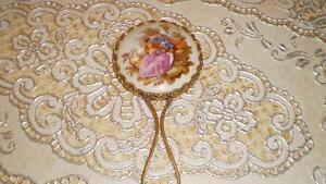 Vintage Hand Mirrors, Limoges, other