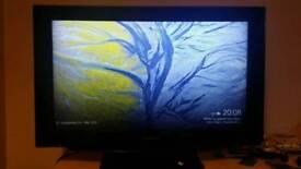"32"" Panasonic Viera flatscreen TV"
