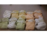 Close pop in nappies bamboo