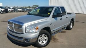 2008 Dodge Ram 1500 SLT Big Horn - LOW LOW kms!