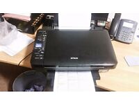 Epson SX218 all in one printer. Fully working