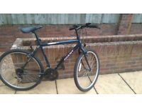 Bike to be repaired