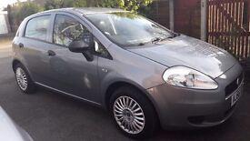 1.2 Fiat Grande Punto-low mileage.