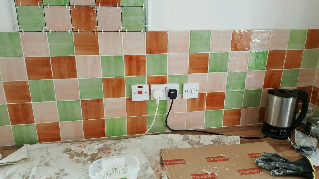 Kitchen Tiles Leicester kitchen tiles 2.5sq metres | in leicester, leicestershire | gumtree