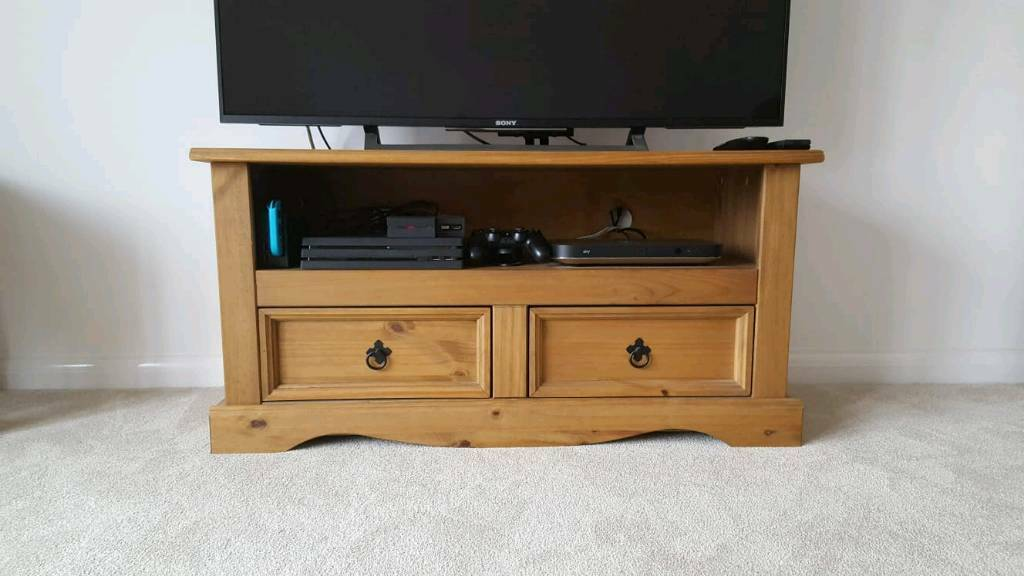 Sturdy Excellent Condition Tv Stand In Cambridge Cambridgeshire