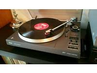 "BARGAIN = PHILIPS 877 Turntable Stereo Record Player Semi Automatic + ORTOFON ""FF15E mk2"" xx"