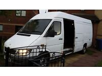MAN AND VAN REMOVAL VAN HIRE