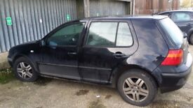 VW Golf 4 for sale