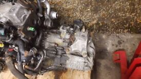 Transit Connect Gearbox