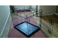 Small Dog cage 24""