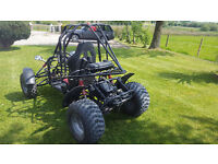 Off road Buggy as new with FREE Kids Quad!!!!
