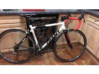 Winter Road Bike Giant TCR 1 Composite Carbon Medium Ultegra