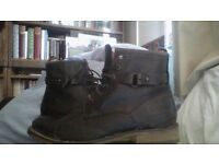 Ted Baker boots RRP 120