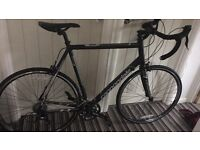 Used once Cannondale Caad SORA 2015 Road Bike