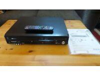 Panasonic DMR-EZ48V DVD Recorder VHS Recorder Combo Copy from VHS DVD - Freeview - HDMI