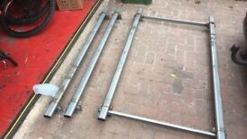 Renault Trafic roof bars from 66 plate