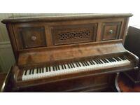 Vintage Kirkman upright piano
