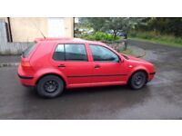 VW Golf 1.4 A Very Reliable Car MOT March 2018