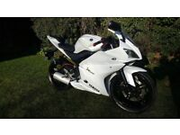 Yamaha YZF R125 2010 , 12 months Mot, good condition, free delivery
