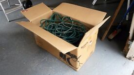 LED Rope Light, Green (over 20m)
