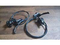 tektro gemini sl hydraulic disc brake set