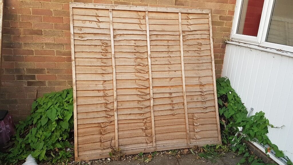 6ftx6ft fence panel and postin Gillingham, KentGumtree - Used but in good condition 6x6 ft fence panel and post 15 pounds for the fence panel and 5 pounds for the post Collection only