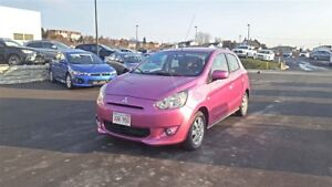 2014 Mitsubishi Mirage SE - LOW kms for only $85/bw!