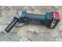 Bosch GWS 18 V-Li 18V Cordless Angle Grinder