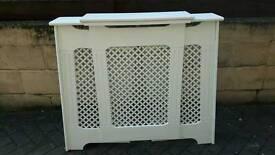 Radiator cabinets
