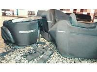 Bmw k1200 inner panniers only ( not motorcycle)