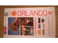 Brit Guide to Orlando 2017 (brand new)