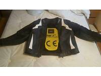 Motorbike jacket size xl 50inch chest