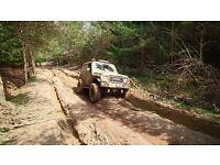 Suzuki SJ 413 4x4 Off Road