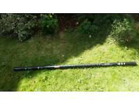 12.5 metre middy baggin machine pole